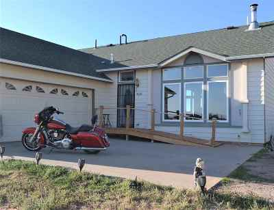 Laramie Single Family Home For Sale: 4530 Dome