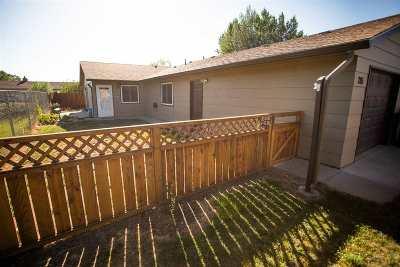Laramie WY Single Family Home For Sale: $168,000