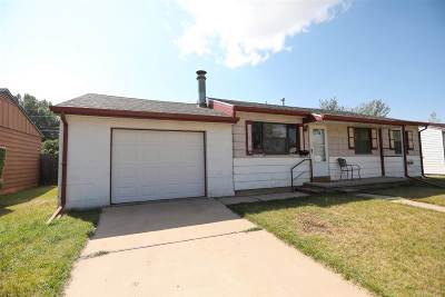 Laramie Single Family Home New: 816 E Lyon