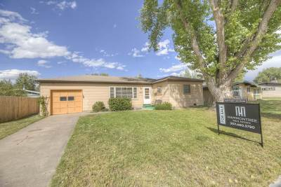 Laramie WY Single Family Home New: $168,000