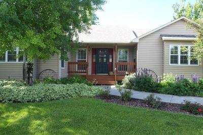 Sheridan WY Single Family Home For Sale: $547,000
