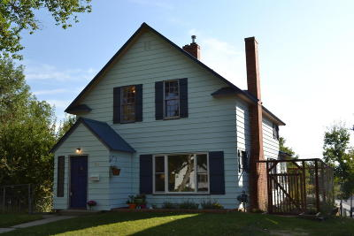 Sheridan WY Single Family Home For Sale: $215,000