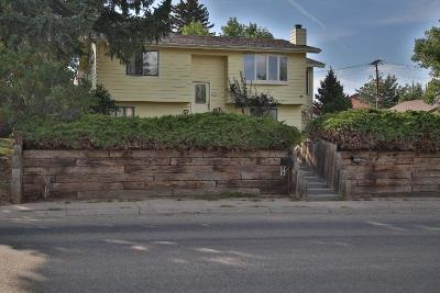 Sheridan WY Single Family Home For Sale: $237,000