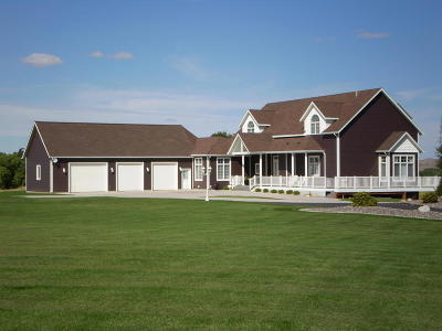 Sheridan WY Single Family Home For Sale: $670,000