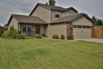 Sheridan WY Single Family Home For Sale: $279,000