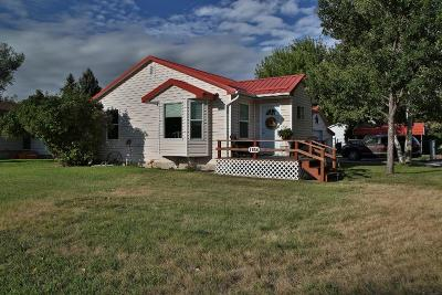 Sheridan WY Single Family Home For Sale: $219,900