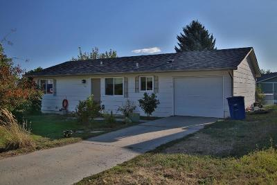Sheridan WY Single Family Home For Sale: $175,000