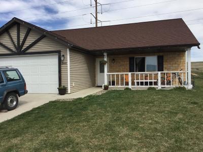 Sheridan Single Family Home For Sale: 1269 E Woodland Park Road
