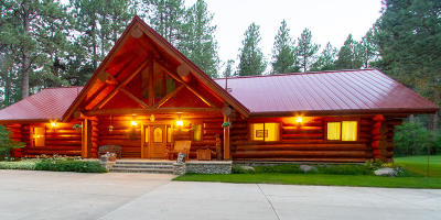Story WY Single Family Home For Sale: $2,300,000