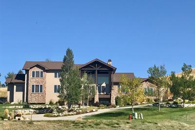Sheridan WY Single Family Home For Sale: $1,400,000