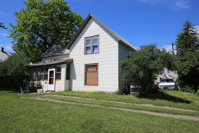Sheridan Single Family Home For Sale: 954 N Gould Street