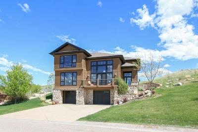 Sheridan Single Family Home For Sale: 35 Canyon View Drive