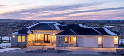 Sheridan WY Single Family Home For Sale: $1,150,000