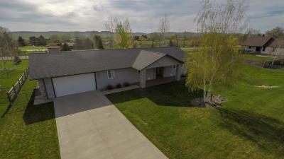 Sheridan WY Single Family Home For Sale: $392,500