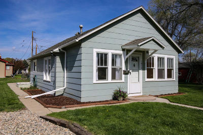Sheridan WY Single Family Home For Sale: $210,000