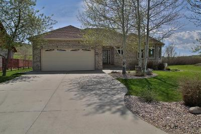 Sheridan WY Single Family Home For Sale: $565,000