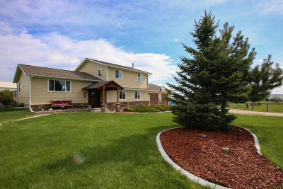 Sheridan WY Single Family Home For Sale: $535,500