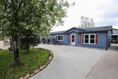 Sheridan WY Single Family Home For Sale: $279,900