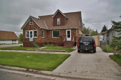 Sheridan Single Family Home For Sale: 859 Bellevue Avenue