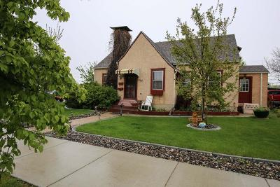 Sheridan Single Family Home For Sale: 805 Illinois Street