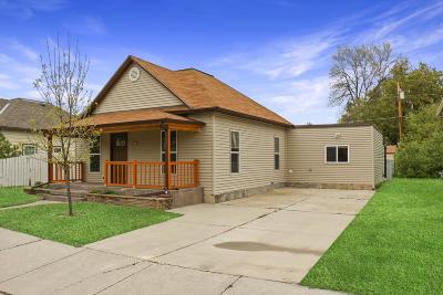 Sheridan Single Family Home For Sale: 337 E Works Street