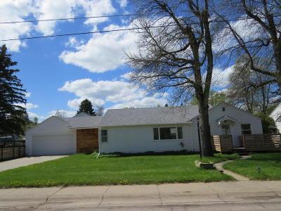 Sheridan Single Family Home For Sale: 620 Montevista Street