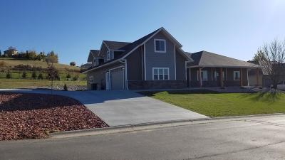 Sheridan WY Single Family Home For Sale: $515,000