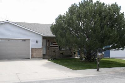 Sheridan WY Single Family Home For Sale: $365,000