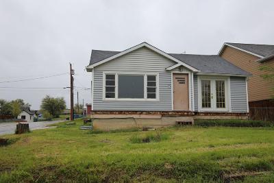 Sheridan Single Family Home For Sale: 805 E Works Street