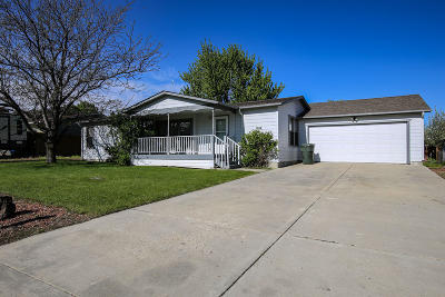 Sheridan Single Family Home For Sale: 1436 Cedar Avenue