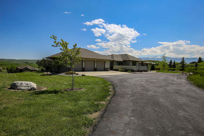 Sheridan Single Family Home For Sale: 116 Canvasback Road