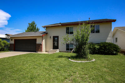 Sheridan Single Family Home For Sale: 1367 North Heights Lane