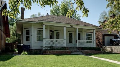 Sheridan Single Family Home For Sale: 736 Arlington Boulevard