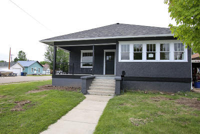 Sheridan Single Family Home For Sale: 907 Sumner Street