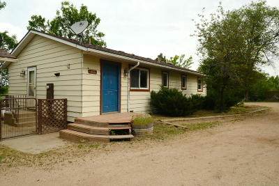 Sheridan WY Single Family Home For Sale: $249,000