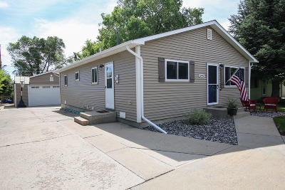 Sheridan WY Single Family Home For Sale: $242,500