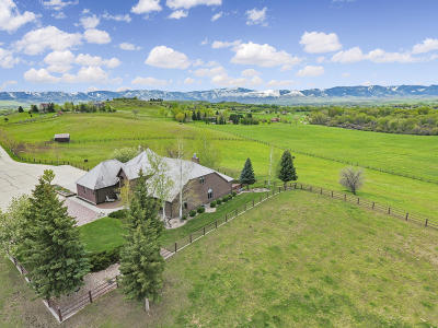 Sheridan WY Ranch For Sale: $3,875,000