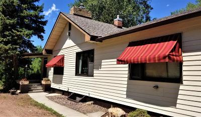 Sheridan Single Family Home For Sale: 2613 Coffeen Avenue