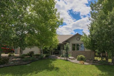 Sheridan WY Single Family Home For Sale: $539,000