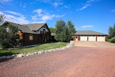 Big Horn Single Family Home For Sale: 2 Valley Road