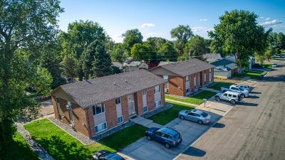 Sheridan Multi Family Home For Sale: 508 & 520 N Custer Street