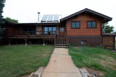 Sheridan WY Single Family Home For Sale: $477,000