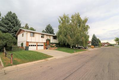 Sheridan WY Single Family Home For Sale: $284,900