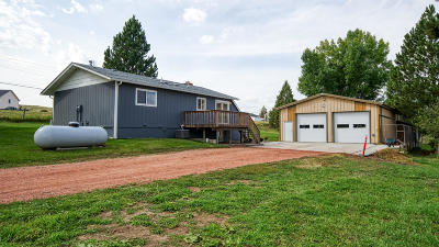 Sheridan WY Single Family Home For Sale: $366,000