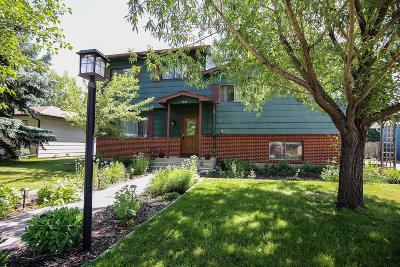 Sheridan WY Single Family Home For Sale: $282,000