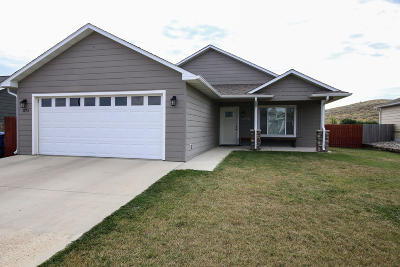 Sheridan WY Single Family Home For Sale: $244,000