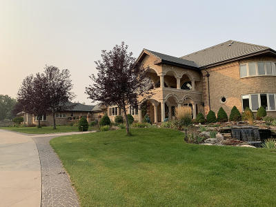 Sheridan WY Single Family Home For Sale: $4,400,000