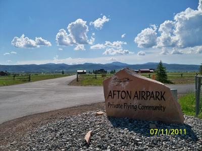 Afton WY Residential Lots & Land For Sale: $85,000