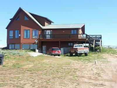 Daniel Single Family Home For Sale: 210 Snowmobile Ln