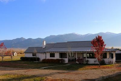 Etna, Freedom Single Family Home For Sale: RIVERHOUSE At Jackknife Creek Ranch
